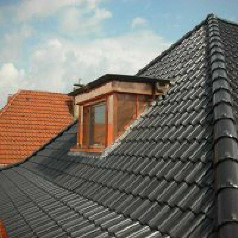 Dachgaubenverkleidung Kupferblech