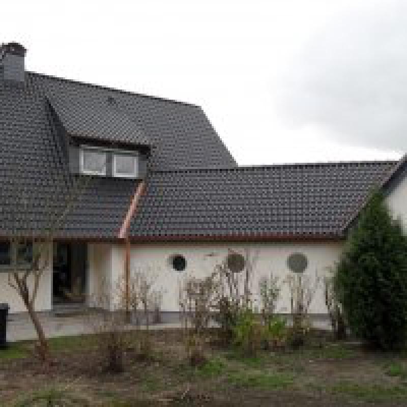 Energetische Dachsanierung mit Holfalzziegeln